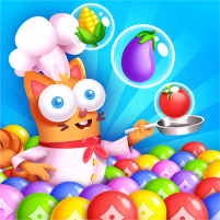 Kitten Games – Bubble Shooter Cooking Game 1.2 APK Cracked Downlaod – PRO for android