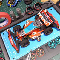 Mini Legend Mini 4WD Simulation Racing Game 2.5.4 APK Cracked Downlaod – PRO for android