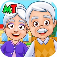 My Town : Grandparents Play home Fun Life Game 1.03 APK Cracked Downlaod – PRO for android