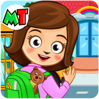My Town: Preschool Game – Learn about School 1.07 APK Cracked Downlaod – PRO for android