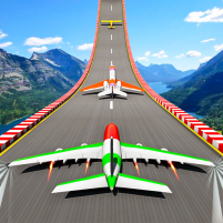 Plane Stunts 3D : Impossible Tracks Stunt Games 1.0.9 APK Cracked Downlaod – PRO for android
