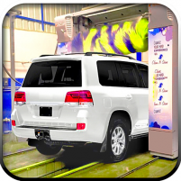 Prado Car Wash Service: Modern Car Wash Games  1.0 APK Cracked Downlaod – PRO for android