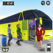 Public Transport Bus Coach: Taxi Simulator Games 1.9 APK Cracked Downlaod – PRO for android