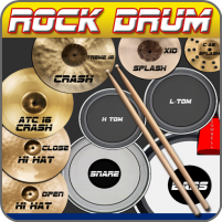 Rock Drum Kit  1.9 APK Cracked Downlaod – PRO for android