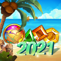 Island of Jewels: Aloha ! Match3 puzzle  1.1.4 APK Cracked Downlaod – PRO for android