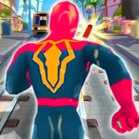 Super Heroes Run: Subway Runner 1.1.3 APK Cracked Downlaod – PRO for android