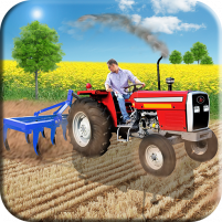 Tractor Drive 3D : Offroad Sim Farming Game 2.0.2 APK Cracked Downlaod – PRO for android