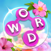 Wordscapes In Bloom  1.3.20 APK Cracked Downlaod – PRO for android