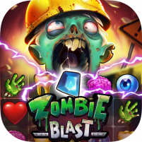 Zombie Blast Match 3 Puzzle RPG Game  2.6.20 APK Cracked Downlaod – PRO for android