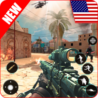 offline shooting game: free gun game 2020 1.6.1 APK Cracked Downlaod – PRO for android