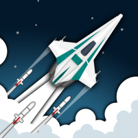 2 Minutes in Space – Best Plane vs Missile Game 1.8.3 APK Cracked Downlaod – PRO for android