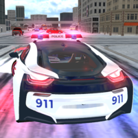 American i8 Police Car Game 3D 1.1 APK Cracked Downlaod – PRO for android