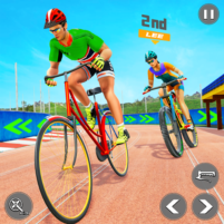 BMX Bicycle Rider – PvP Race: Cycle racing games 1.0.9 APK Cracked Downlaod – PRO for android