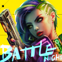 Battle Night Cyberpunk-Idle RPG 1.4.10 APK Cracked Downlaod – PRO for android