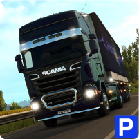Euro Truck Parking Simulator 2021: 3d parking Game 0.4 APK Cracked Downlaod – PRO for android