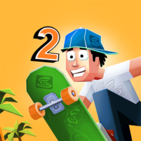 Faily Skater 2 1.0 APK Cracked Downlaod – PRO for android