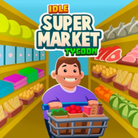 Idle Supermarket Tycoon – Tiny Shop Game 2.3.3 APK Cracked Downlaod – PRO for android