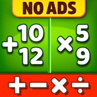 Math Games – Addition, Subtraction, Multiplication 1.1.0 APK Cracked Downlaod – PRO for android