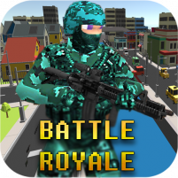 Pixel Combat: Battle Royale 1.6 APK Cracked Downlaod – PRO for android
