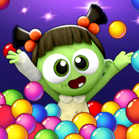 SPOOKIZ PANG: Bubble Shooting  for Android APK Cracked Downlaod – PRO for android