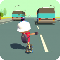 Skateboard King! (Race) 1.4.5 APK Cracked Downlaod – PRO for android