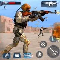 Special Ops 2020: Multiplayer Shooting Games 3D 1.1.3 APK Cracked Downlaod – PRO for android