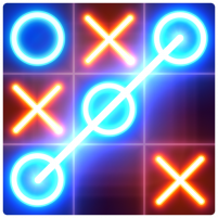 Tic Tac Toe Glow  8.4 APK Cracked Downlaod – PRO for android