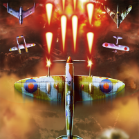 Top Fighter WWII airplane Shooter  35 APK Cracked Downlaod – PRO for android