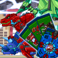Transform Dino Robot – General Mobilization 1.31.2 APK Cracked Downlaod – PRO for android