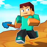 Craft Runner Miner Rush: Building and Crafting  0.0.19 APK Cracked Downlaod – PRO for android