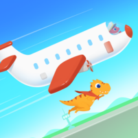 Dinosaur Airport – Flight simulator Games for kids 1.0.8 APK Cracked Downlaod – PRO for android