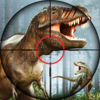 Dinosaur Hunt Shooting Games  7.0.8 APK Cracked Downlaod – PRO for android