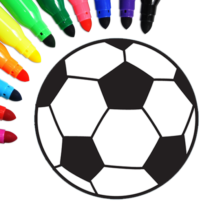 Football coloring book game  16.4.2 APK Cracked Downlaod – PRO for android