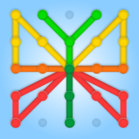 GeoBoard relaxing puzzle game drawing lines shapes 1.4.0. APK Cracked Downlaod – PRO for android