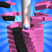 Helix Stack Jump Fun & Free Addicting Ball Puzzle  1.7.19 APK Cracked Downlaod – PRO for android