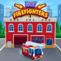Idle Firefighter Tycoon – Fire Emergency Manager 0.14 APK Cracked Downlaod – PRO for android