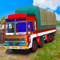 Indian Truck Simulator 2021: New Lorry Truck Games 1.6 APK Cracked Downlaod – PRO for android
