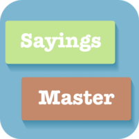 Learn English Vocabulary & Sayings- Sayings Master 1.6 APK Cracked Downlaod – PRO for android