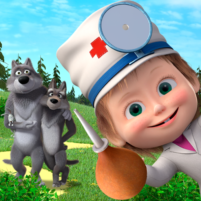 Masha and the Bear: Free Animal Games for Kids 4.0.7 APK Cracked Downlaod – PRO for android