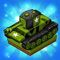 Merge Tanks: Awesome Tank Idle Merger 2.4.8 APK Cracked Downlaod – PRO for android