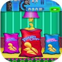 Potato Chips Snack Factory: Fries Maker Simulator 1.1.3 APK Cracked Downlaod – PRO for android