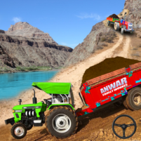 Real Tractor Trolley Cargo Farming Simulation Game 1.0 APK Cracked Downlaod – PRO for android