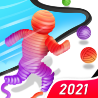 Rope-Man Run  0.9 APK Cracked Downlaod – PRO for android