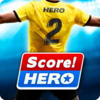 Score! Hero 2 1.04 APK Cracked Downlaod – PRO for android
