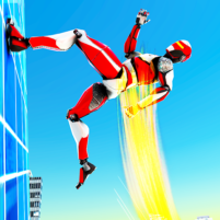 Speed Robot Game 2021– Miami Crime City Battle 3.2 APK Cracked Downlaod – PRO for android