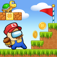 Super Bobby's World – Free Run Game 1.25 APK Cracked Downlaod – PRO for android