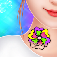 Tattoo Design & Nail Salon – Hand & Leg Spa Game 6.0 APK Cracked Downlaod – PRO for android
