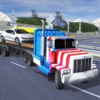 American Truck Driver Simulator- Cargo Truck Game 1.1.4 APK Cracked Downlaod – PRO for android