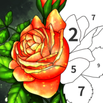 Art Number Coloring – Color by Number 4.1.4 APK Cracked Downlaod – PRO for android