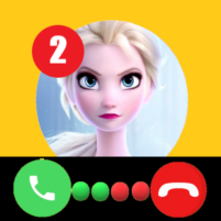 Call Elssa Chat + video call (Simulation)  12.0 APK Cracked Downlaod – PRO for android